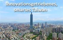 Innovationsgetriebenes, smartes Taiwan (Standard Version)