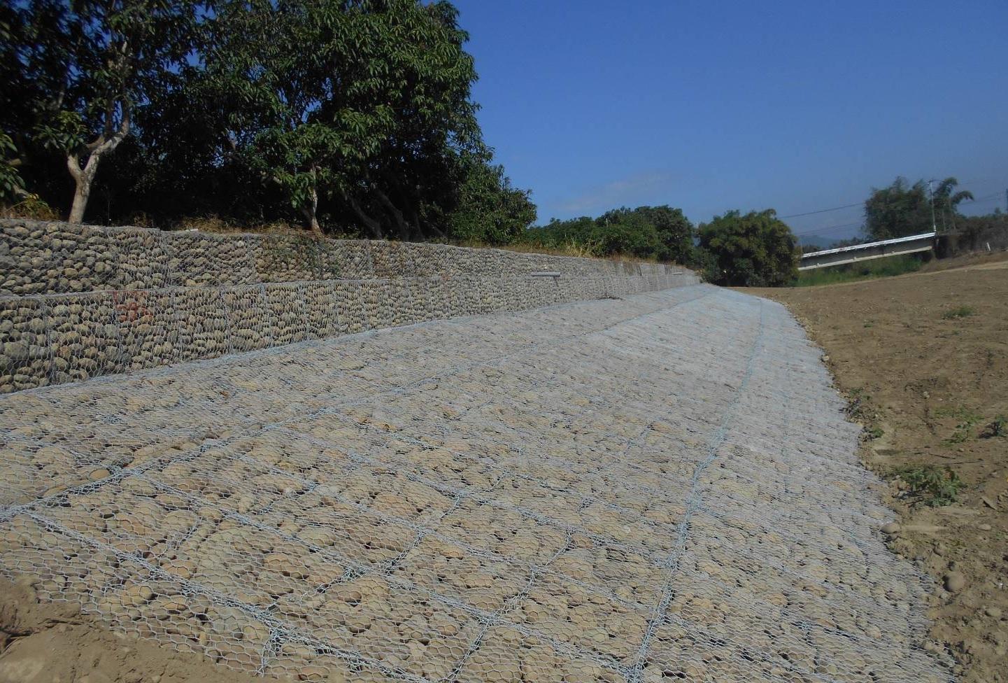 曾文二號橋下游護岸防災減災工程